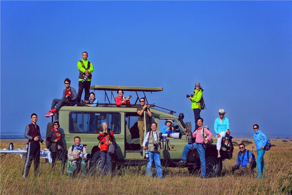 狂野非洲 与生命共舞--肯尼亚动物大迁徙
