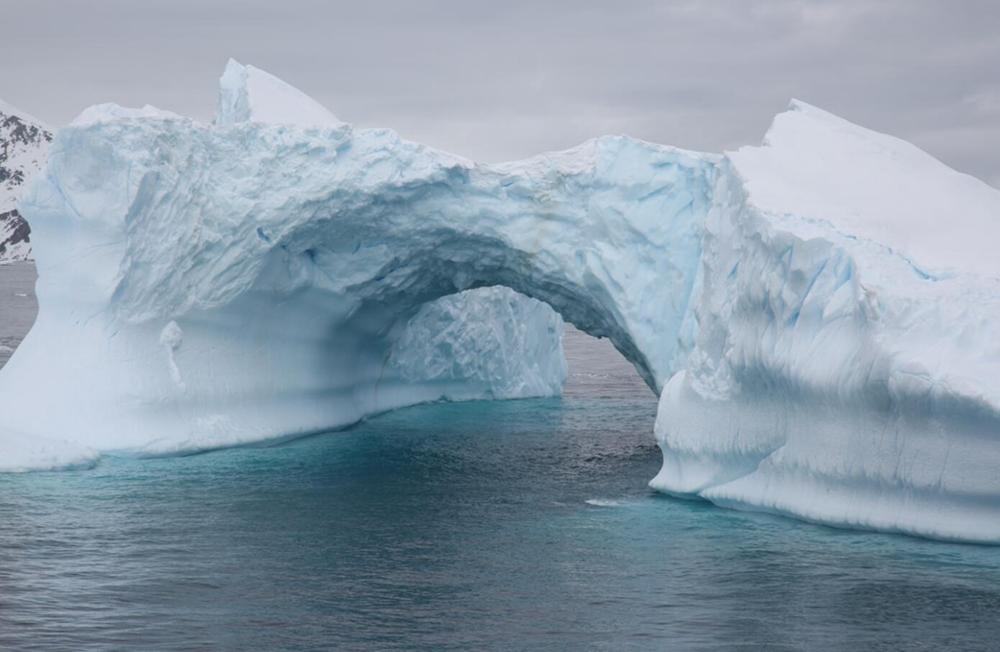 去南极,亲近万年冰川,聆听内心的声音...