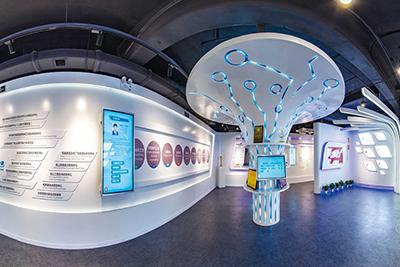 中国电力设计典范企业展示基地