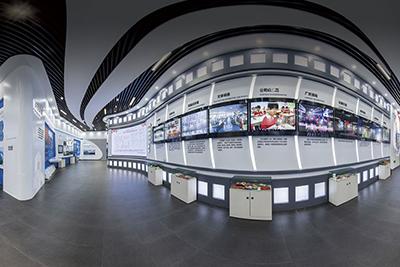 10000平米大型企业展览馆