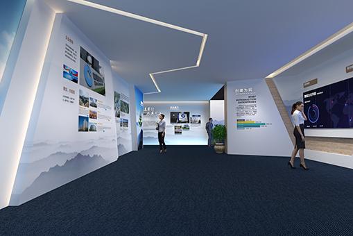 建设银行展馆