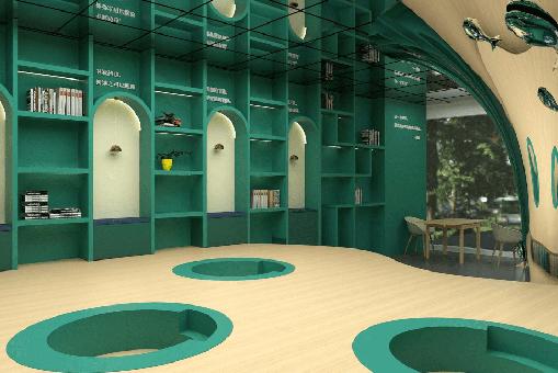 印象济南 泉世界游客中心